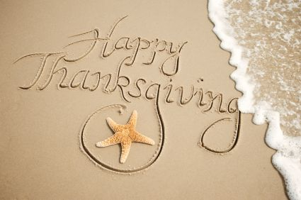 Happy Thanksgiving to all of our Canadian friends and family from The Alexandra.