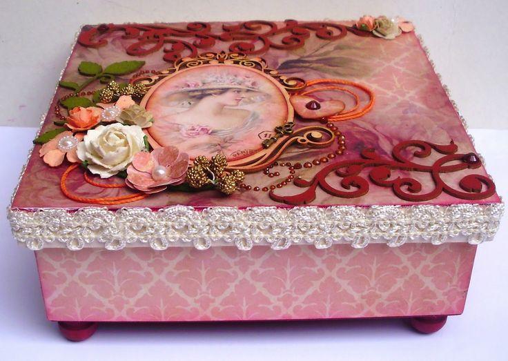 *Addicted to Crafts*: Desafio #121 Fios, Fitas ou Rendas