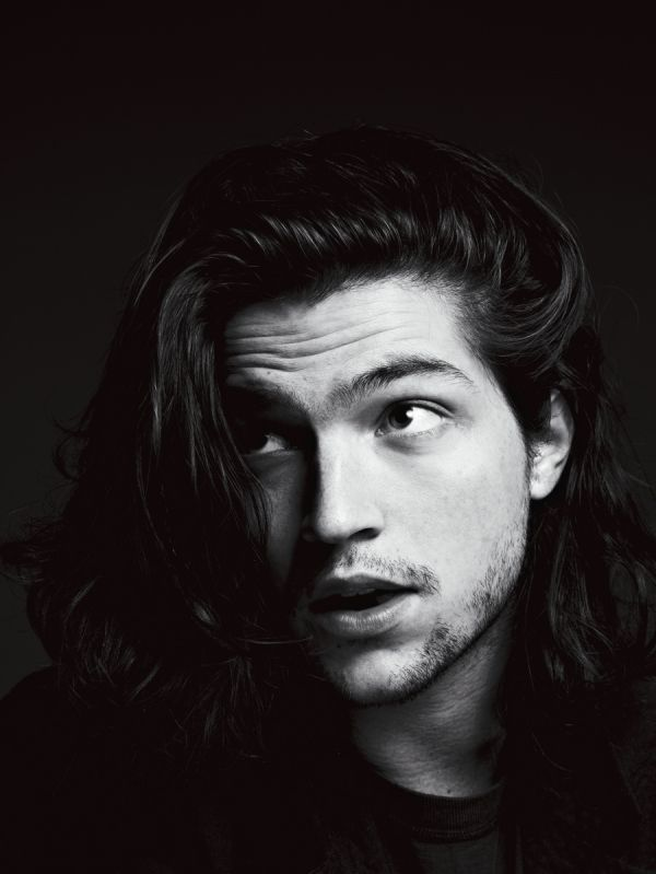 Thomas Mcdonell... I didn't know Johnny Depp had a younger brother, lol! Hello!