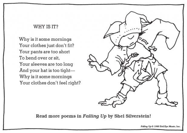 Shel Silverstein Quotes About Education: 17 Best Images About Shel Silverstein On Pinterest