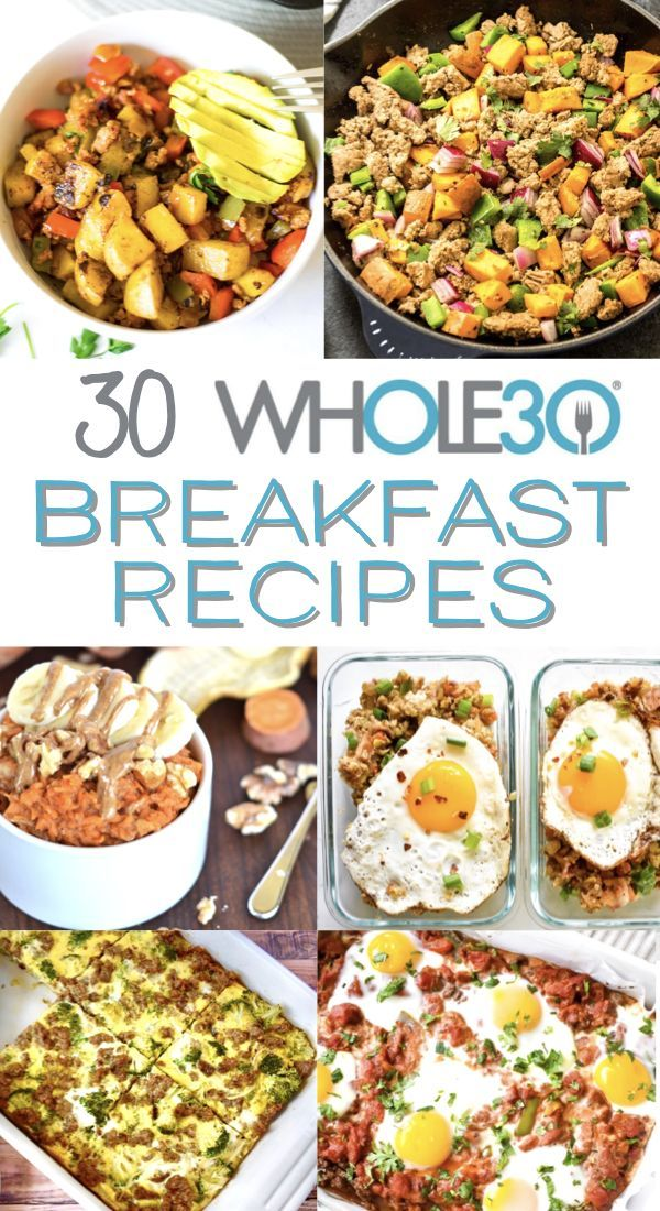 This listing is filled with scrumptious and wholesome Entire30 recipe and meal concepts to assist…