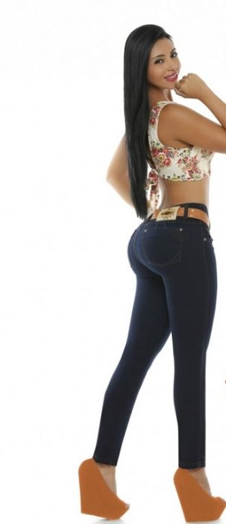 push up jeans 10036