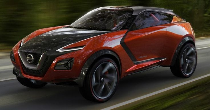 Nissan Could Still Turn The Next Z Car Into A Crossover #Nissan #Nissan_Concepts