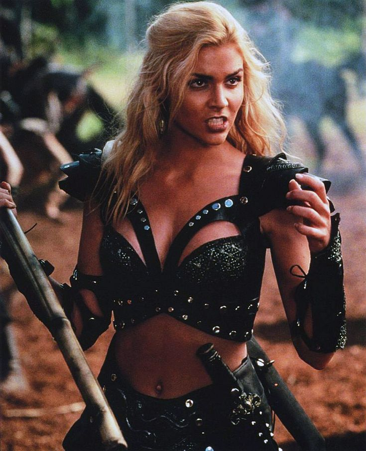 "Callisto ""Hudson Leick"" Xena: Warrior Princess (1996-2000)"