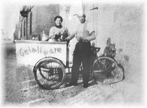 Gelato vintage