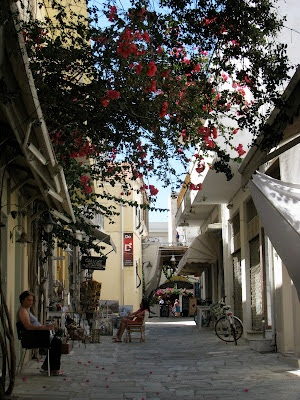 "The ""Old Town"" in Kos Town on the island of Kos in Greece! Visited in 1992 (I must go back again soon)"