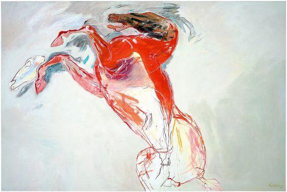Marjatta Tapiola: Talvi (Winter), 1999-2000