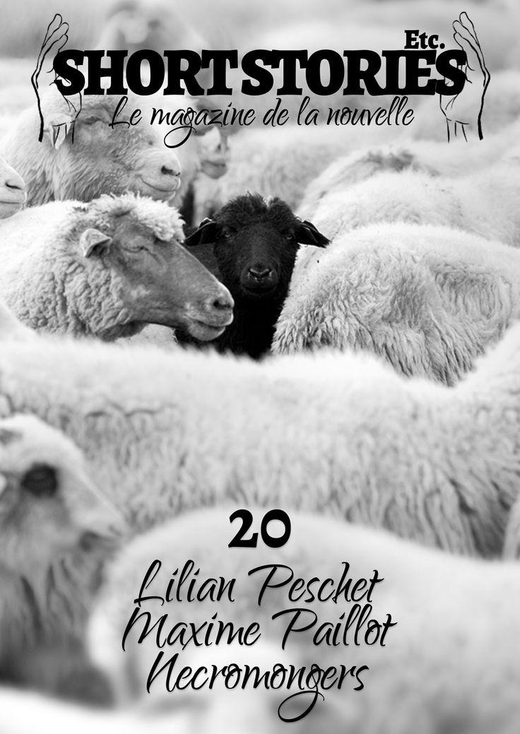 """Avec : """"Le mouton noir"""" de Lilian Peschet, """"Le silencieux"""" de Maxime Paillot, """"Tel est con qui croyait prendre"""" de Necromongers. http://www.short-stories-etc.com/numero-20/"""