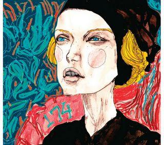 Fashionista Aguda: Ilustrações de Danny Roberts !