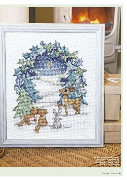 Gallery.ru / Фото #87 - Ultimate Cross Stitch - Christmas 2016 - Chispitas