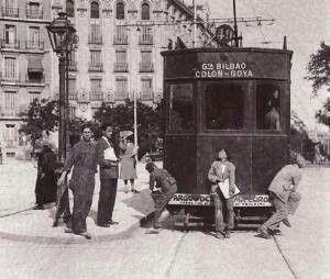 Tranvía Bilbao - Goya