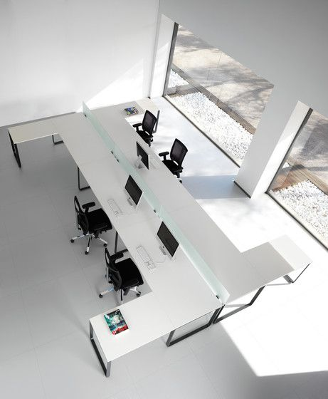 Desking systems | Desk systems | K22 | Haworth | Mario Ruiz. Check it out on Architonic