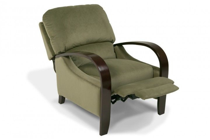 Bixby Bentwood Recliner Accent Chairs