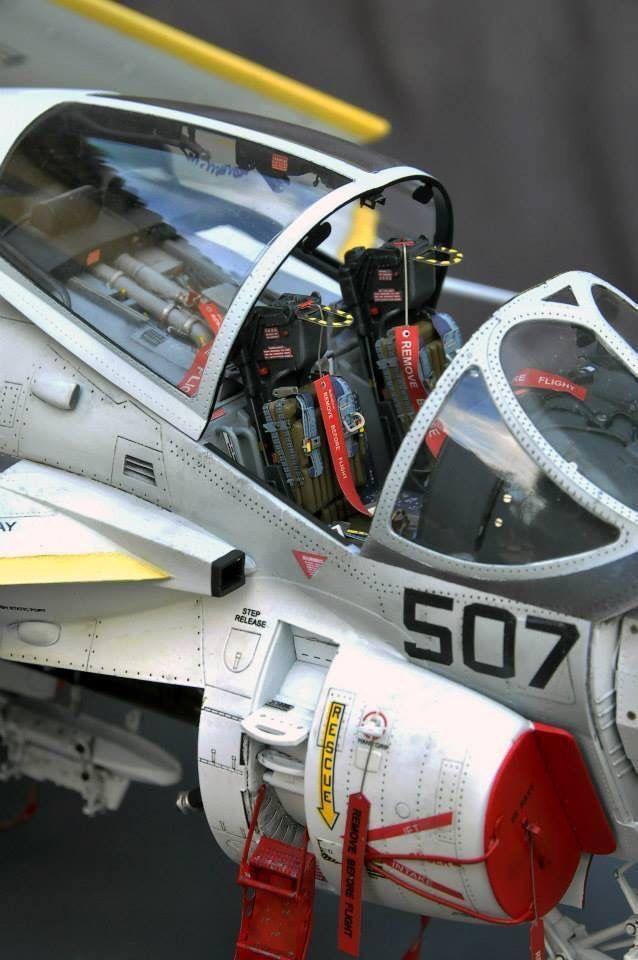 A-6E by Stephane Dufrene.