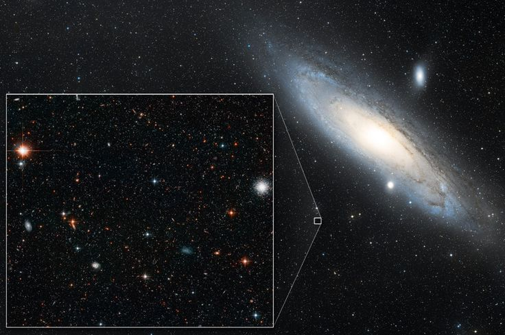 Milky Way Galaxy's Head-On Crash with Andromeda: Artist Images