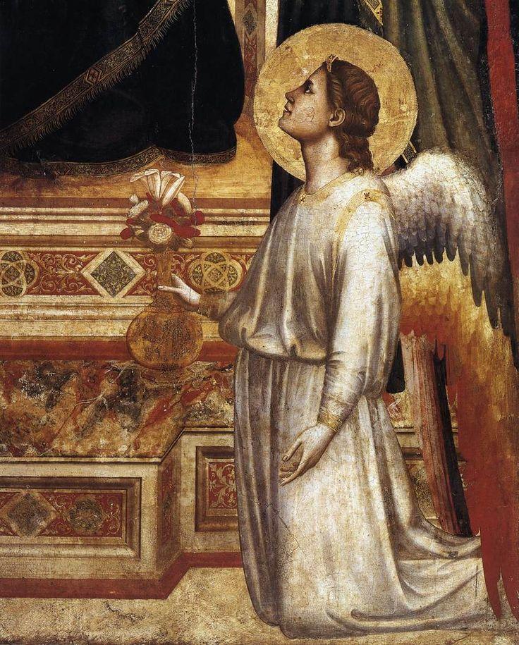 madonna enthroned by giotto di bondone Madonna enthroned, by giotto di bondone in 1310 -   trivium art history.
