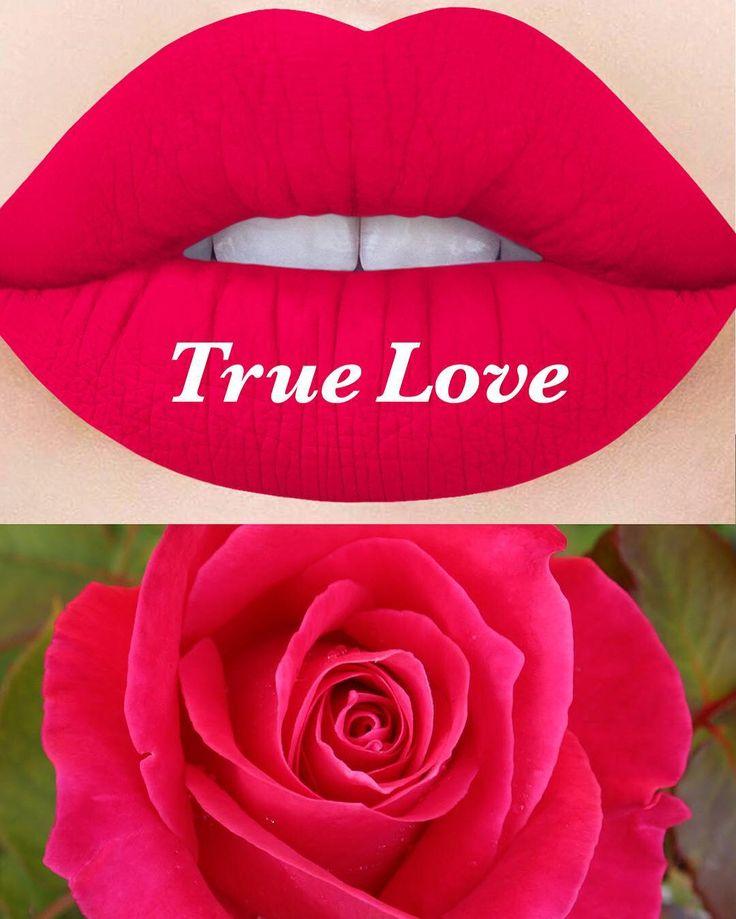 Extra-vibrant pinky red! www.limecrime.com/truelove
