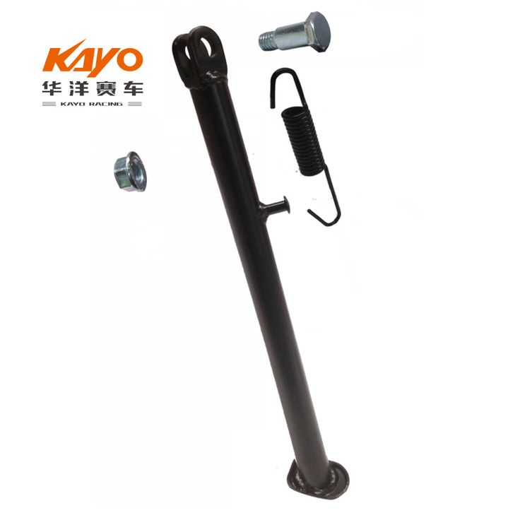 Huayang automobile race kayo 2016 off-road motorcycle t4  side support stand standing