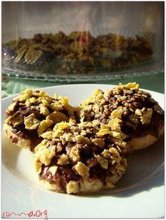 Nişastalı mısır gevrekli kurabiye tarifi - rumma - rumma