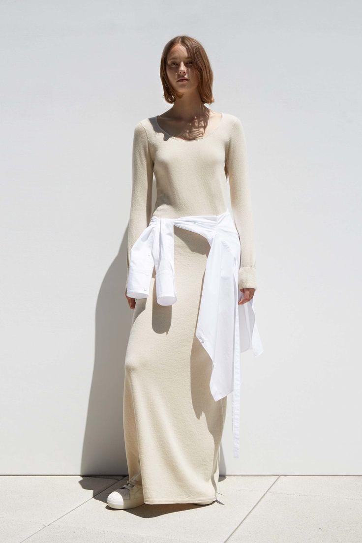 Helmut Lang Resort 2017 Fashion Show