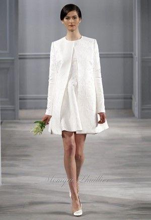 vestito matrimonio civile