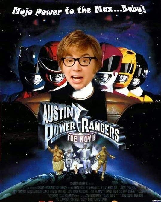 El desván del Freak: Austin Power Rangers.