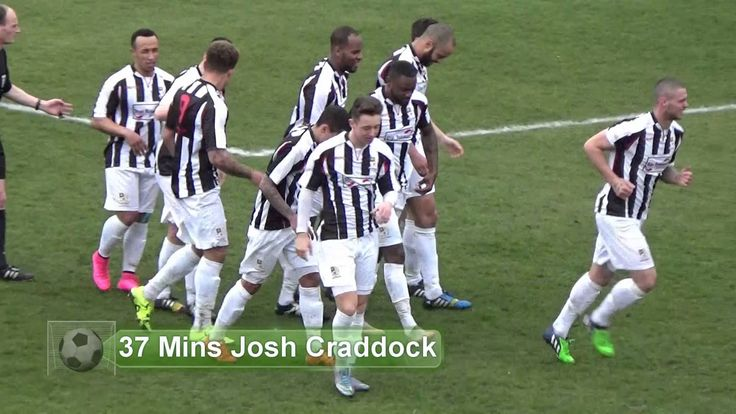 Match Highlights |  Stafford Rangers 3-0 Tividale Dacres Craddock Cater