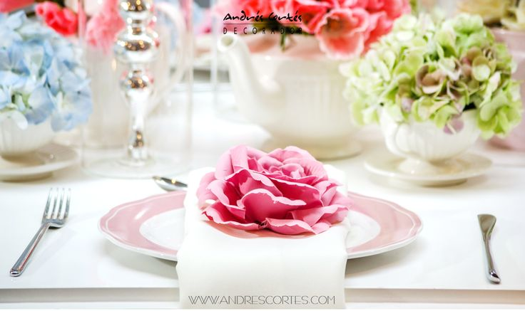 #TableInspiration #andrescortes #Flowers #Bodas #WeddingIdeas #Bodas