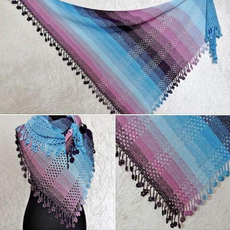 107 besten Schals & Tücher häkeln Bilder auf Pinterest
