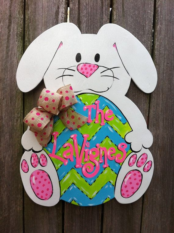 Hey, I found this really awesome Etsy listing at https://www.etsy.com/listing/222267815/easter-bunny-egg-wooden-hand-painted