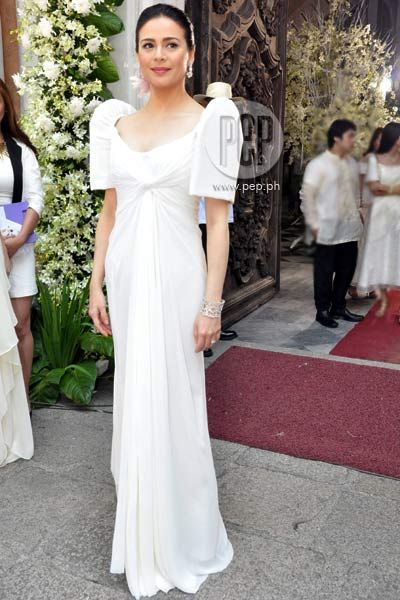 On The Set Coco Martin And Julia Montes Wedding Scene Television Gallery Pep Ph Number One Site For Philippine Showbiz We D White In 2018
