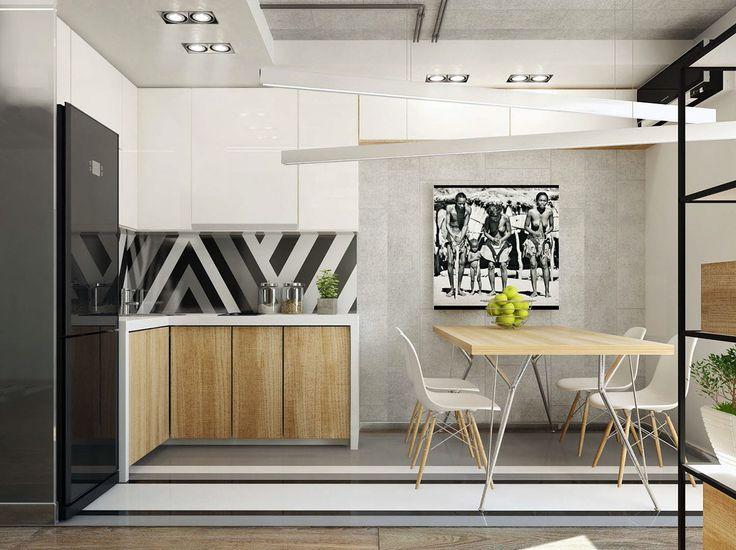 Studio Apartment Interior Design Endearing Design Decoration