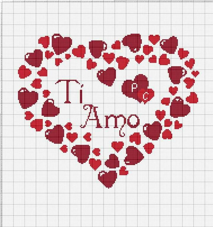 Cuori ti amo