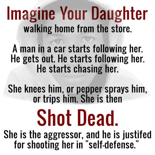 #imagine #justice4trayvon