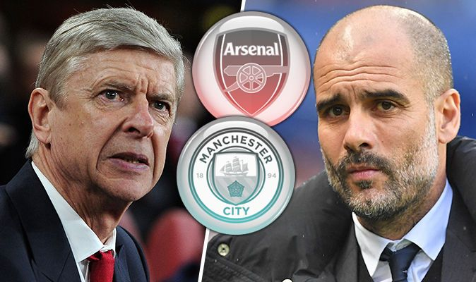 Arsenal 0-1 Manchester City LIVE: Leroy Sane fires visitors into lead amid Wenger protests - https://newsexplored.co.uk/arsenal-0-1-manchester-city-live-leroy-sane-fires-visitors-into-lead-amid-wenger-protests/