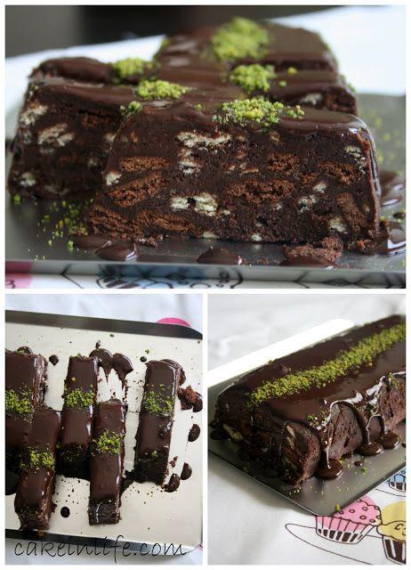 Cake İn Life: Bisküvili Tatlar