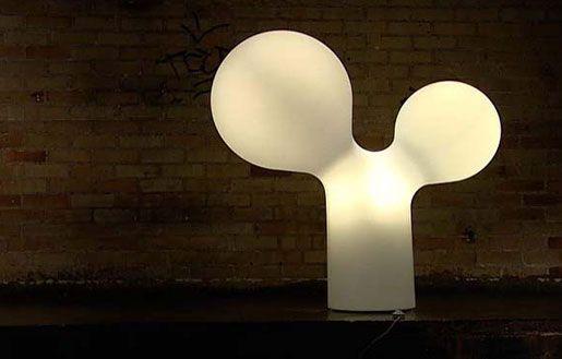 Tuplakupla, aina yhtä ihana!  Eero Aarnio, Double Bubble lamp.