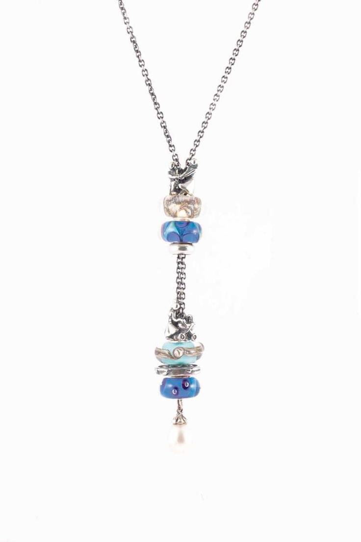 #Trollbeads #necklace #collana #gioielli #componibili