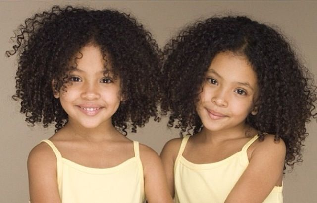 Teach your girls to love their curls