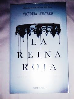 "Crónicas de una Potterhead: SORTEO UN EJEMPLAR DE ""LA REINA ROJA"""