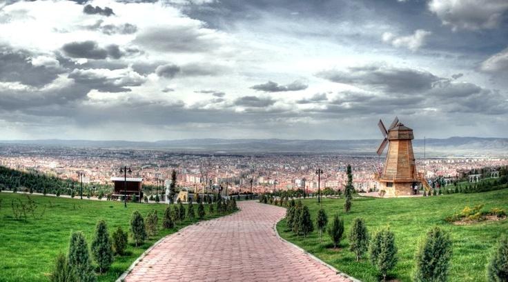 Burası Eskişehir