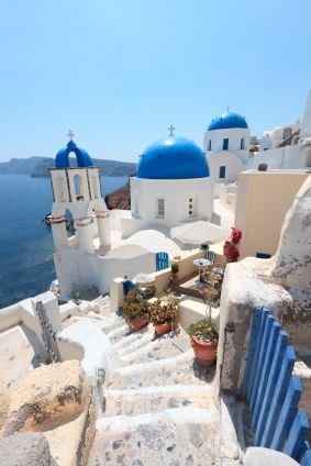 Lua-de-mel pela Ilhas Gregas