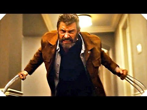 Logan Official Trailer #1 (2017) Hugh Jackman Wolverine Movie HD - YouTube