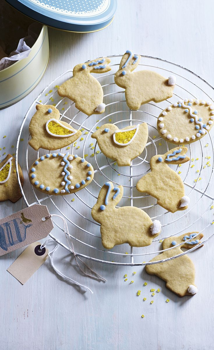 69 best easter baking waitrose images on pinterest home our happy easter biscuits are simple to make and beautiful once decorated find more easter great giftseaster recipeswaitrose negle