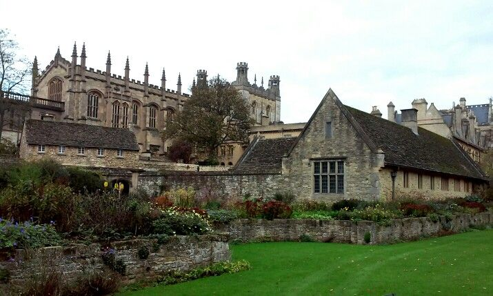 Oxford&Colleges
