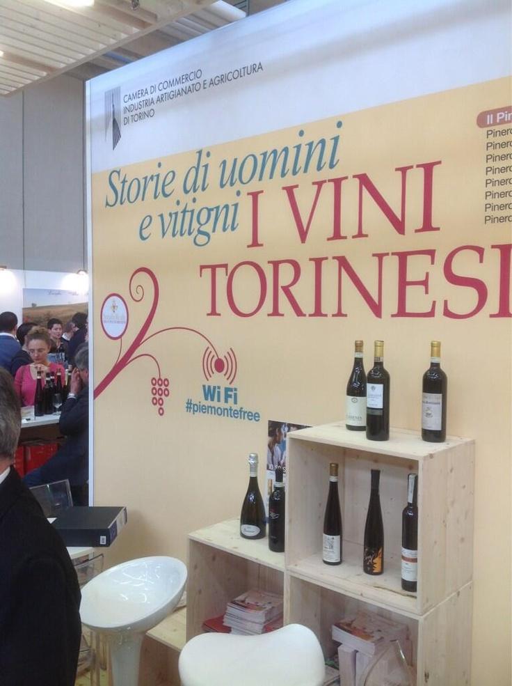Eccoci a #vinitaly #vinitaly2013 #piemontefree vi aspettiamo! pic.twitter.com/n6NU7w4Jpv