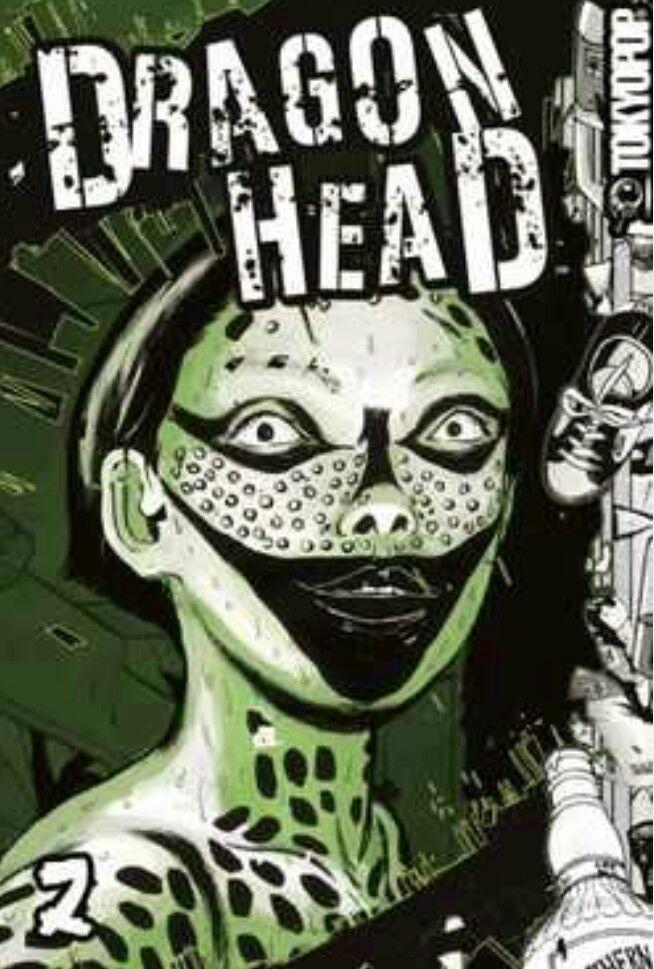 Dragon head manga
