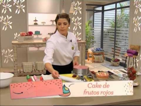 Dulce arte - Mousse de Frutos Rojos