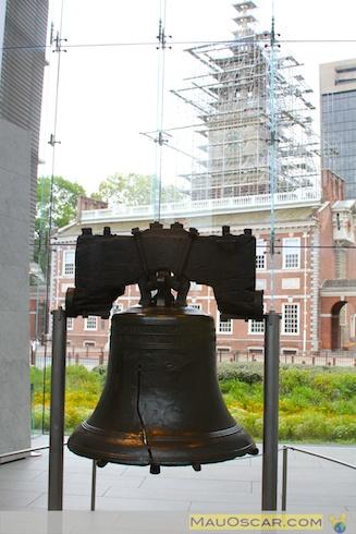 Independência dos #EUA: A história no Independence National Historical Park em #Philadelphia