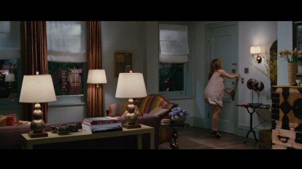 "Movie:  ""The Back-up Plan"" Jennifer Lopez/Zoe's brownstone"